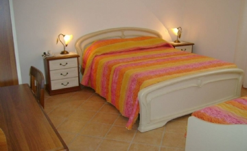 Agropoli Booking Affittacamere Villa MalandrinoCamera matrimoniale (1)